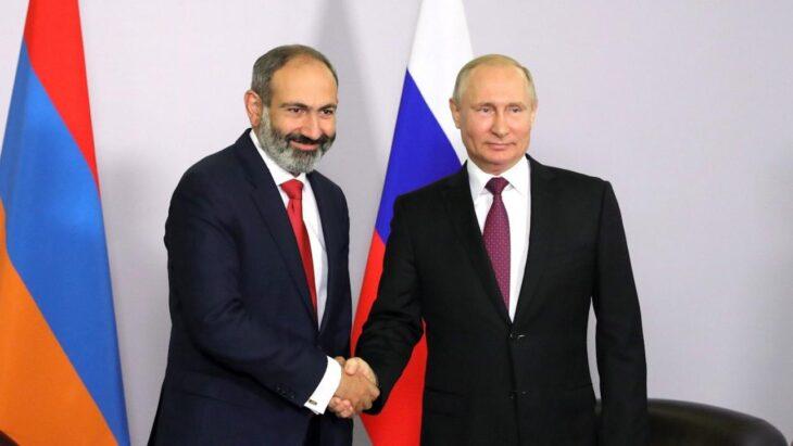 La Russia pronta a mettersi al fianco dell'Armenia