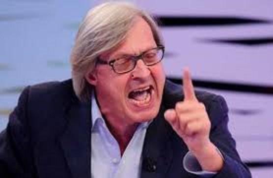 Sgarbi: «Sono stato cacciato dal Parlamento dal pensiero unico di Fico»