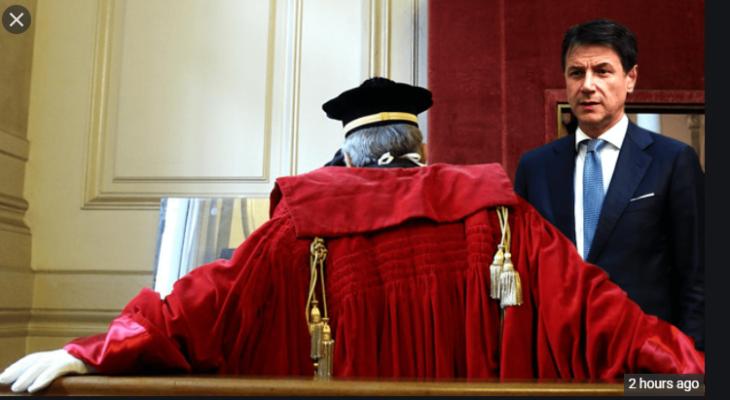 Sgarbi fa ricorso alla Consulta per conflitto di attribuzione di potere tra governo e Parlamento