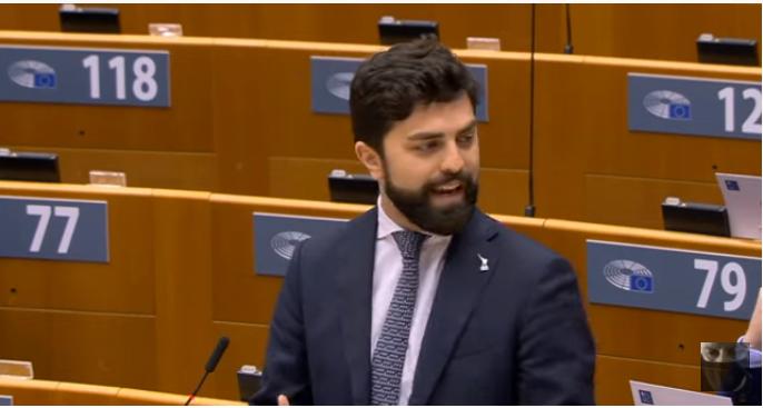 «Chi pone il veto sul bilancio UE lo fa nel suo pieno diritto». Intervento di Marco Zanni al Parlamento Europeo