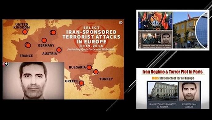 EUROPA ED IRAN: QUANDO LA CECITA' APRE LE PORTE AL TERRORISMO
