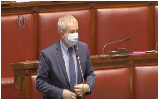 """Borghi: se il parlamento può discutere, allora miglioriamo il Green Pass. (poi c'è sempre il """"Piano B"""")"""