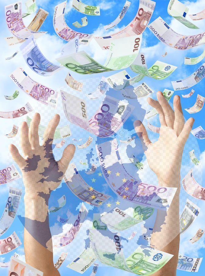 Pioggia di miliardi italiani sull'Europa