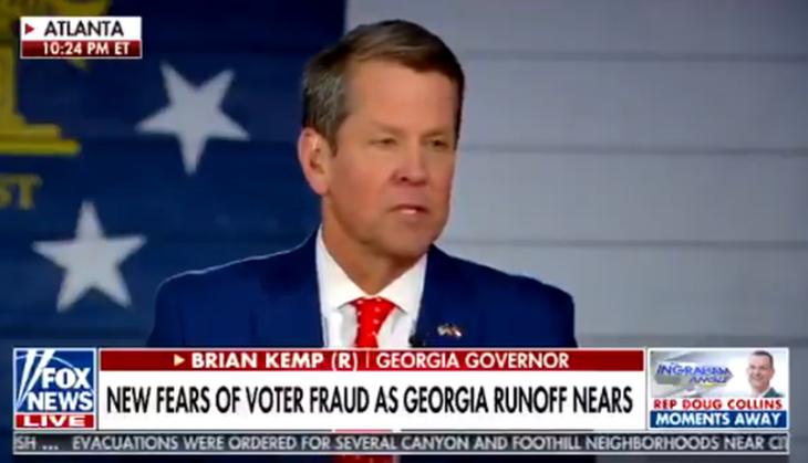 Elezioni in Georgia: dopo il video sulle frodi il Governatore ordina di controllare le firme. (Era quello che voleva Trump)