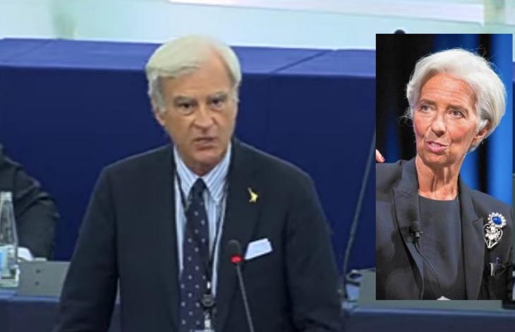 BITEURO O BITCOIN?  La Lagarde risponde a Rinaldi mostrando la confusione della BCE sul tema