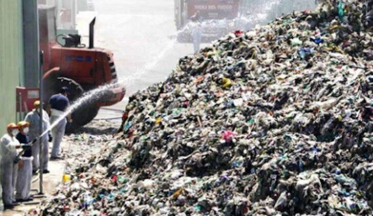 Pattumiere europee. Dove vanno i rifiuti prodotti nella UE