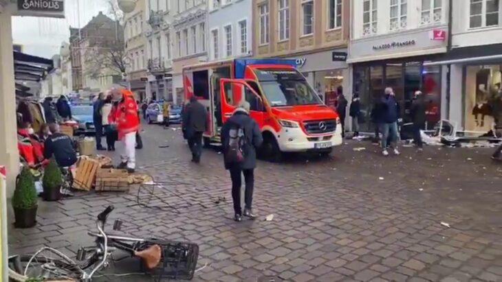 Quale mistero è dietro l'attentato di Trier? Un fatto inspiegabile (OFCS.Report)