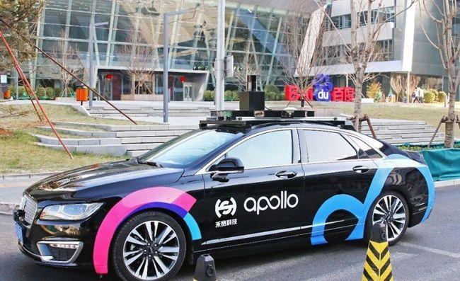 Auto a Guida Autonoma: Baidu inizia i test senza pilota in una vera città americana