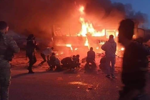 TORNA L'ISIS: AGGUATO A PALMIRA, UCCISI 28 SOLDATI E CIVILI