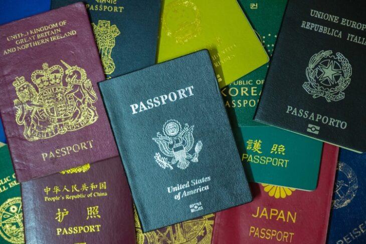 I migliori ed i peggiori passaporti al mondo