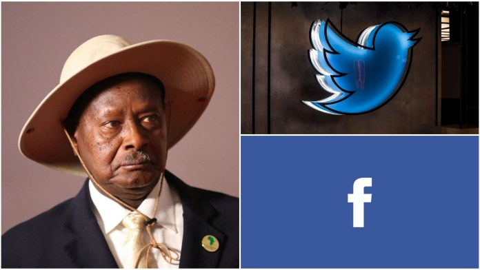 Twitter dà lezioni di libertà e democrazia all'Uganda! Da quale pulpito viene la predica