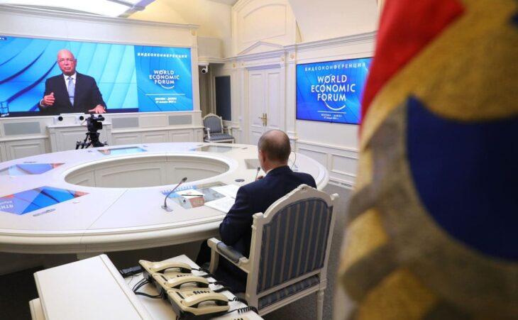Putin a Davos: per fare l'amore (o la pace…) bisogna essere in due