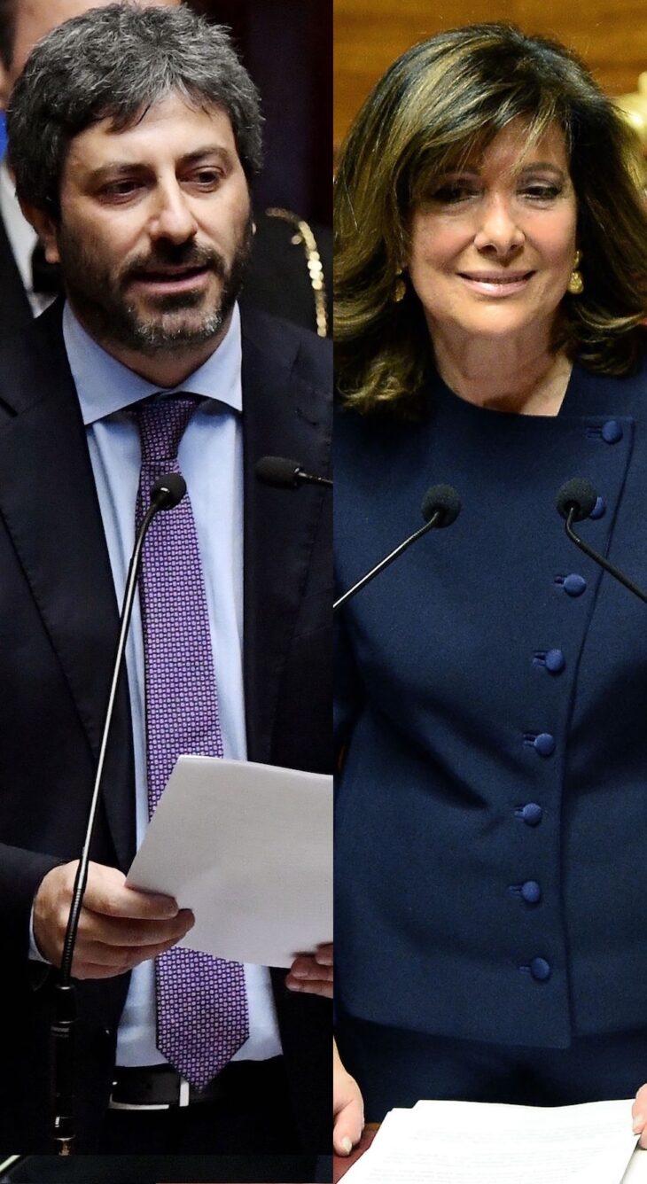 L'incarico spettava alla Casellati, non a Fico (di P. Becchi e G. Palma su Libero)