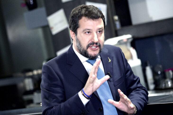 Salvini ad ACT: mi interessano le aziende ed i disoccupati. Solo la morte è irreversibile , non l'euro