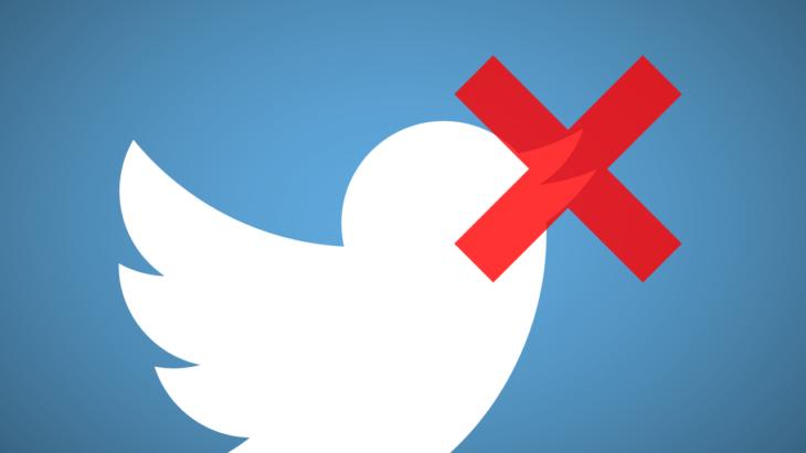 """Twitter cancella dozzine di account perchè """"Minano la fede nella NATO"""". Da atlantista mi chiedo se sia una religione.."""