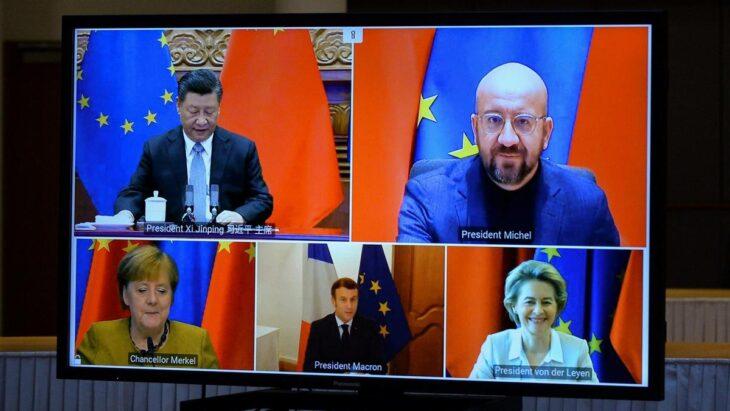 Il patto EU-CINA sugli investimenti: quando affari ed ipocrisia contano più delle vite umane