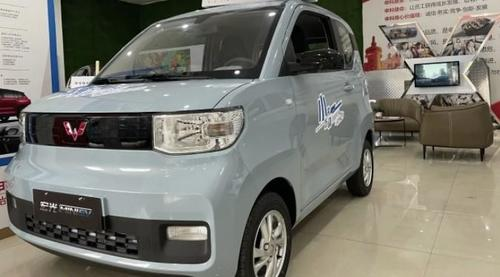 Ecco l'auto cinese da 3700 euro che può battere Tesla e le europee