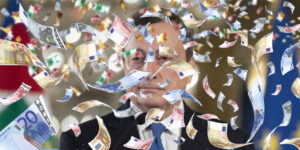 Mario Draghi e i soldi