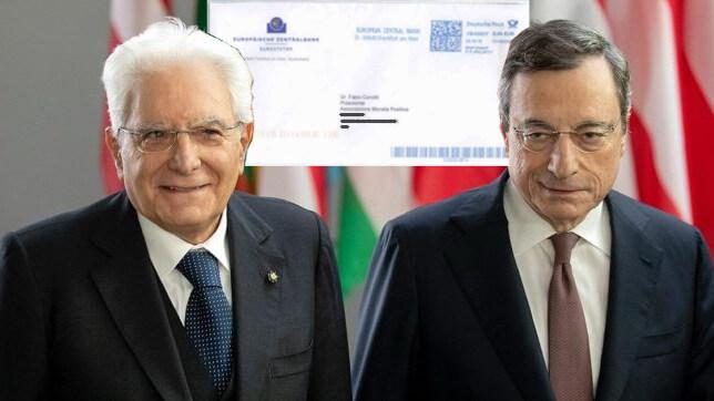 Lettera di Moneta Positiva al Presidente BCE Mario Draghi