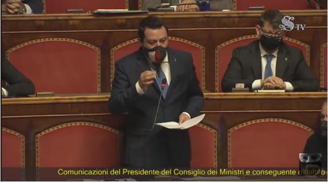 Salvini: l'Europa deve essere della crescita, non dell'austerità e dei tagli.
