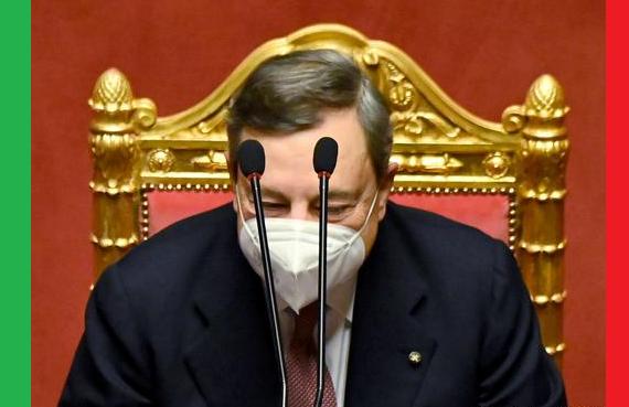 Il discorso di Draghi: quello che non va, quello che va, e qualche piccola balla