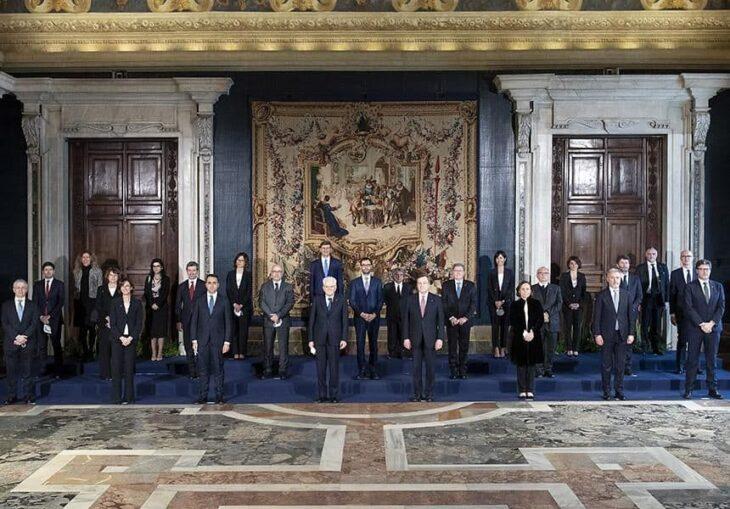 Governo Draghi: oggi e ieri, parallelismi e differenze