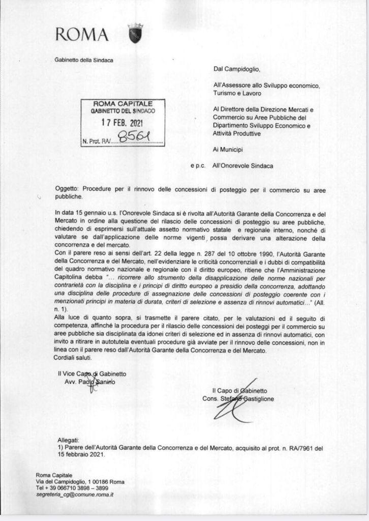 La Raggi ammazza il commercio ambulante a Roma con la scusa della Bolkenstein! Intervengono Antonio Rinaldi e Mauro Ferri