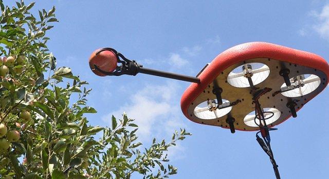 Ecco a voi il robot che raccoglie la frutta h24. Che faranno gli immigrati a bassa qualifica?