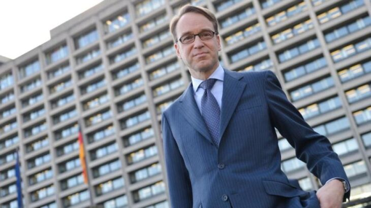Il governatore della Bundesbank dà le dimissioni e se ne va a fine anno. Nuova maggioranza, nuovo governo, nuovo governatore