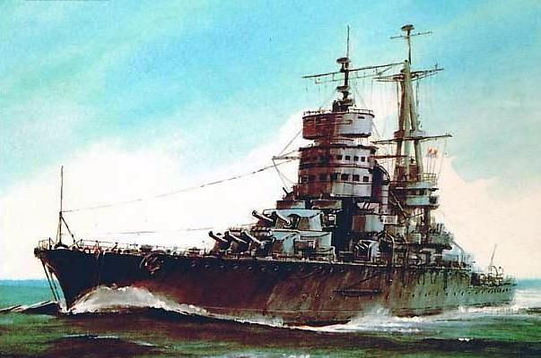 Il mistero italo-sovietico della Giulio Cesare. Chi l'ha affondata?