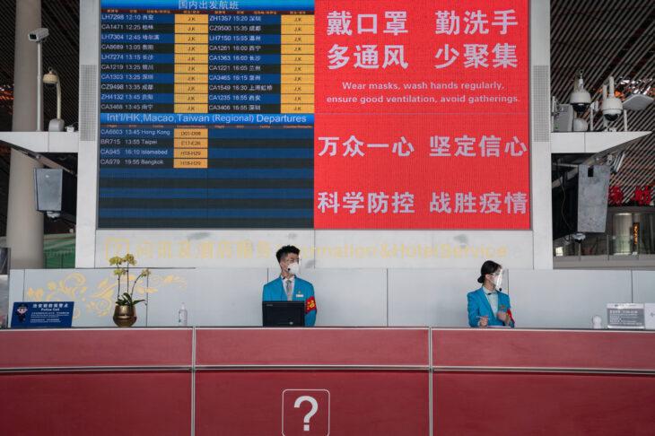 Volete andare in Cina: il test anale è obbligatorio. A quando in Italia?
