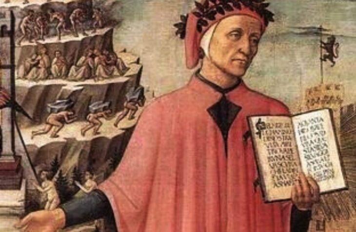 """""""Dante dì"""": Enrico Montesano legge due libri sul Sommo Poeta"""