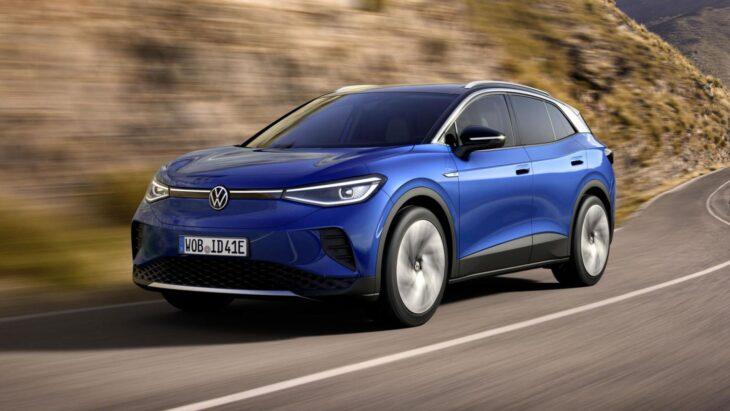 Il titolo Volkswagen esplode spinto della propulsione elettrica
