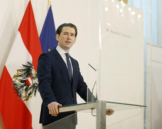 Il mercato delle vacche sui vaccini, rivelato dal Cancelliere austriaco Kurz