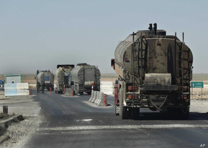 Gli USA si sarebbero portati via 92 miliardi di dollari di petrolio siriano