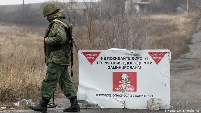 La silenziosa marcia verso la guerra nell'Europa Orientale