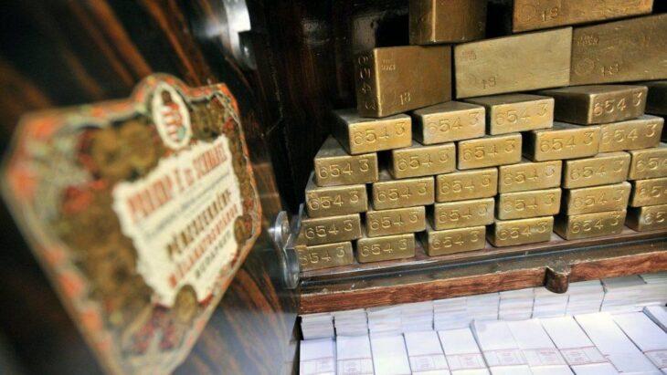 La Banca Centrale Ungherese ha aumentato le riserve auree del 3000% in 30 mesi. Euro? no grazie…