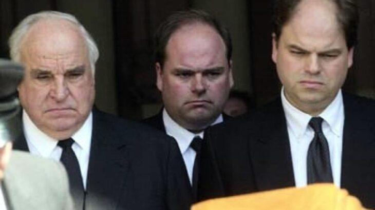 Il figlio di Helmut Kohl fa causa al Governo tedesco per le mascherine