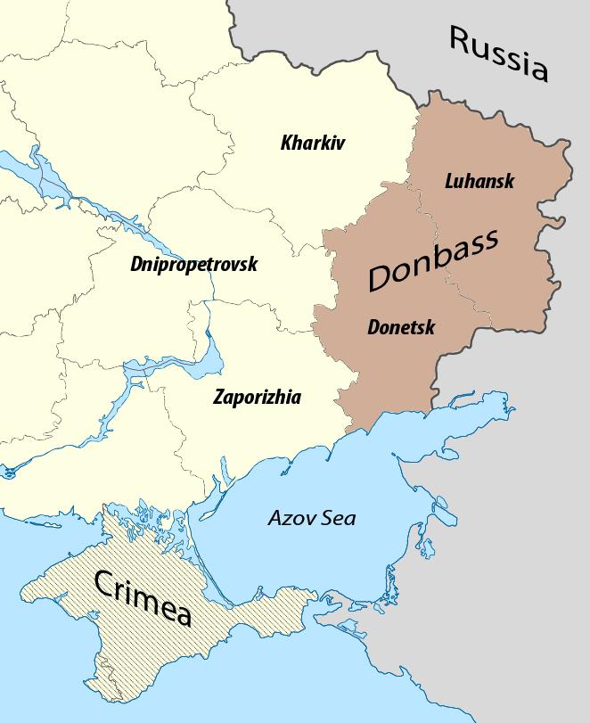 Le tre soluzioni per la Russia nel Donbass