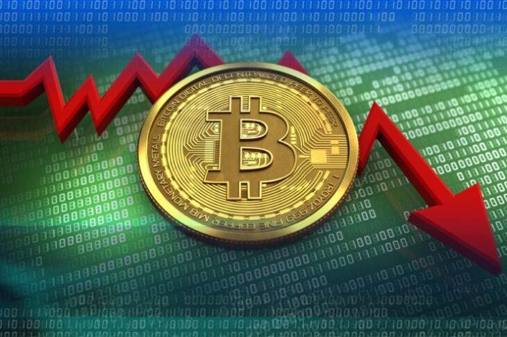 Bitcoin: flashcrash, come da attese. Era da un po' che non vedevano. Cause ed evoluzioni