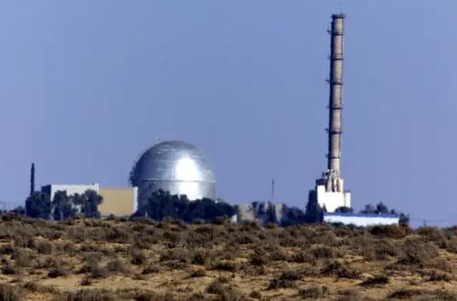 Missile siriano cade vicino a centrale nucleare israeliana. Israele risponde