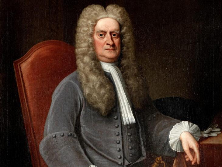 """""""Controindicazioni antirazziste"""" saranno aggiunte a Sir Isaac Newton. La gravità è razzista, la stupidità no"""