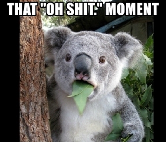 """Il Momento """"Oh M..a!"""" che ti salva! Come Credit Suisse ha perso 5 miliardi e Morgan Stanley  ha evitato di perderne 10"""