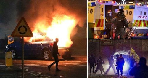 Irlanda del Nord: scontri durissimi fra Covid-19 e tensioni politiche