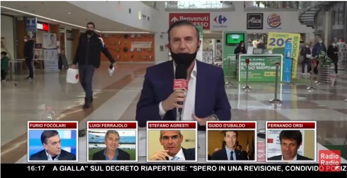 Incredibile: Ascoltatore-delatore a Roma chiama i vigili e fa multare conduttore in diretta