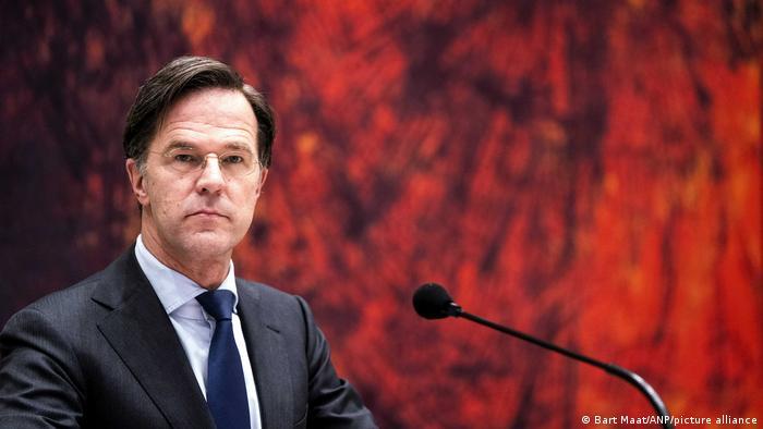 """""""Teflon"""" Mark Rutte questa volt potrebbe non farcela: ha detto troppe balle e deve affrontare un voto di fiducia"""