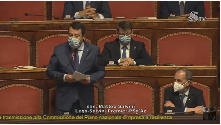 Salvini: non siamo scolaretti da bacchettare