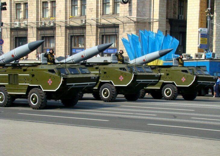 L'Ucraina: o la NATO o le armi nucleari