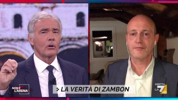 Zambon: l'OMS che si fa influezare dall'Italia, come può essere credibile sull'origine del Virus?