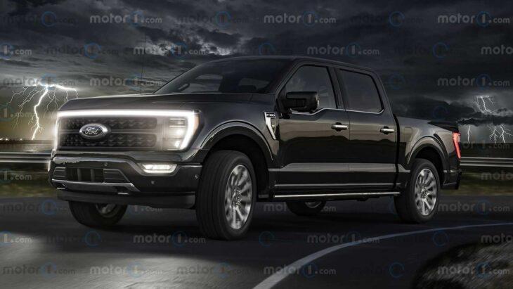Ford  F150 electric: in poche ore 40 mila ordini per il pickup mito degli USA